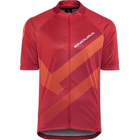 Endura Hummvee Ray Shortsleeve Jersey Herren red